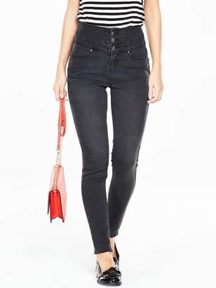 Very Short Macy High Waisted Skinny Jean