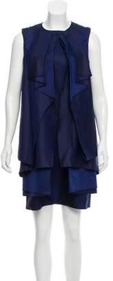 Proenza Schouler Scoop-Neck Dress Set w/ Tags