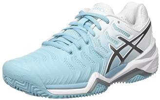 Asics Women's Gel-Resolution 7 Clay Tennis Shoes,42 EU ()