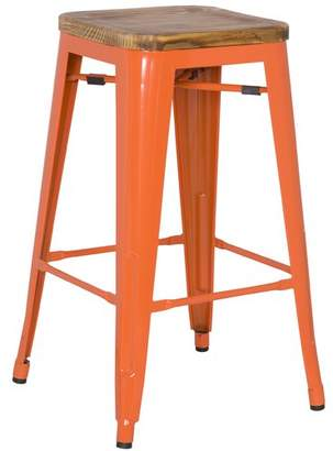 "Ellery Trent Austin Design 26"" Bar Stool"