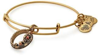 Alex and Ani Charity By Design Queens Crown Expandable Wire Bracelet