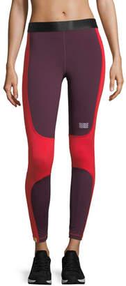 Monreal London Sprinter Colorblocked Performance Leggings