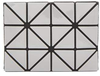 Bao Bao Issey Miyake Lucent Two Tone Cardholder - Womens - Grey Multi