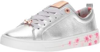 Ted Baker Women's Kellei Sneaker, Suede, 8 Medium US