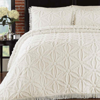 LAMONT HOME Lamont Home Arianna Chenille Bedspread Set