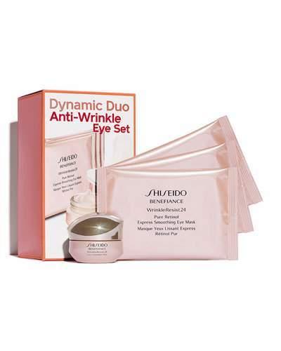 ShiseidoShiseido Limited Edition Dynamic Duo: Anti-Wrinkle Eye Set