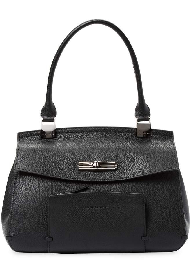 Longchamp Women's Leather Satchel