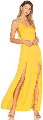 Capulet Gina Plunging Maxi Dress