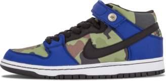 Nike Dunk Mid Pro Premium SB 'Made For Skate' - Old Royal/Black