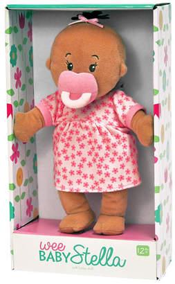 BEIGE Manhattan Toy Wee Baby Stella 12 Inch Soft Baby Doll