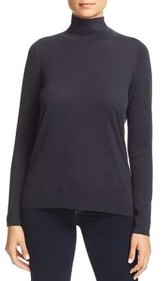 Lafayette 148 New York Modern Mock Neck Sweater