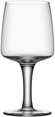 Kosta Boda Set Of 4 Bruk Wine Glass