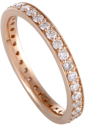 Diamond Select Cuts 18K Rose Gold 0.73 Ct. Tw. Diamond Ring