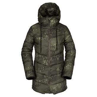 Volcom Women's Structure Down Snow Jacket