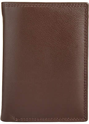 John Lewis & Partners Leather Shirt Wallet