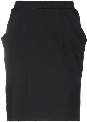 Y-3 Knee length skirts
