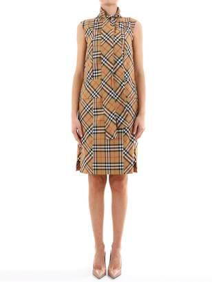 Burberry Dress Vintage Check