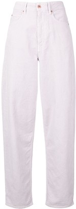 Etoile Isabel Marant Corsy tapered jeans