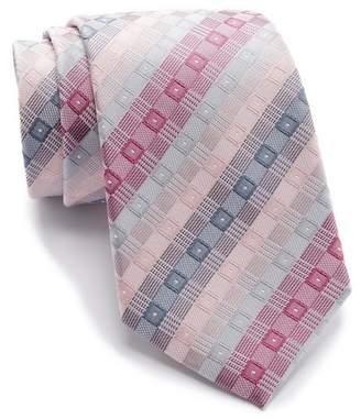 Kenneth Cole Reaction Multi Box Silk Tie