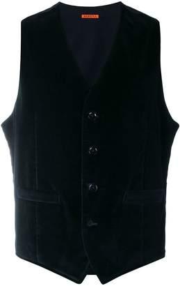 Barena velvet waistcoat