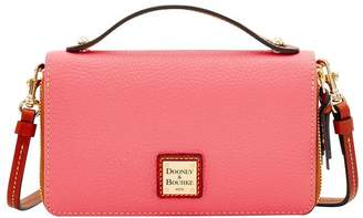 Dooney & Bourke Pebble Grain Willis Convertible Clutch