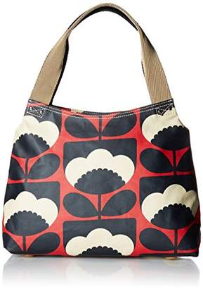 Orla Kiely Women's Classic Zip Bag Shoulder Handbag,(W x H x L)