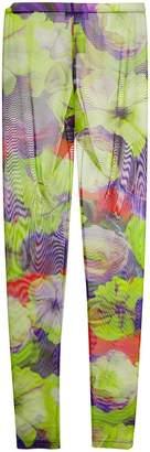 MSGM floral leggings