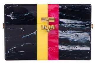 66bd004fa6 Edie Parker Black Acrylic Clutches - ShopStyle