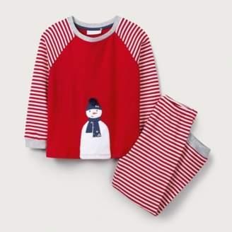 The White Company Snowman Pyjamas (1-12yrs)