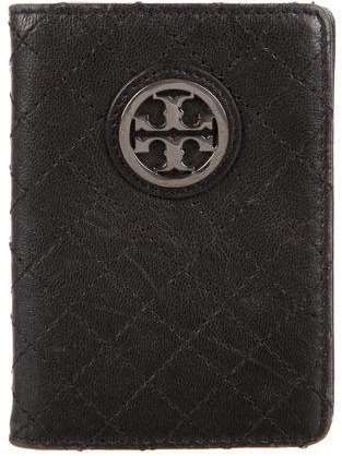 Tory BurchTory Burch Leather Quilted Cardholder