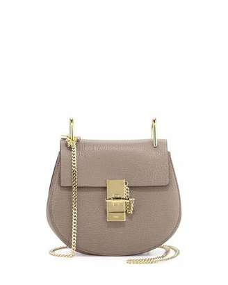 Chloé Drew Mini Lambskin Shoulder Bag