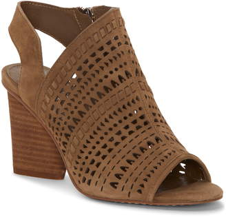 c6dfacf0921 Vince Camuto Derechie Perforated Shield Sandal