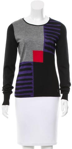 ChanelChanel Cashmere & Silk-Blend Top w/ Tags