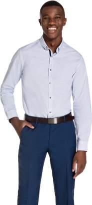 yd. BLUE MAISON DRESS SHIRT