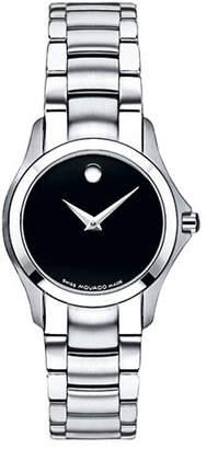 Movado Masino Stainless Steel Bracelet Watch