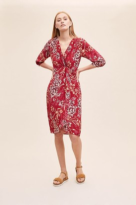 Roxy Kachel Printed Dress