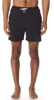 Solid & Striped The Classic Black Trunks