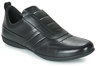 TBS TAURRYS men's Loafers / Casual Shoes in Black