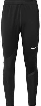 Nike Training Pro Rib-Panelled Dri-Fit Tights