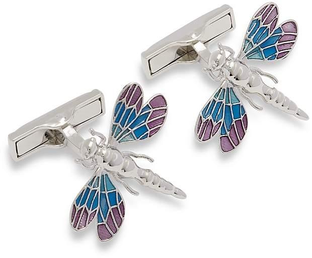 Ted Baker Sarab Dragonfly Cufflinks