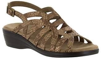 Easy Street Shoes Women's Curly Fisherman Sandal