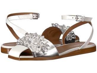 Emporio Armani Fringe Sandal