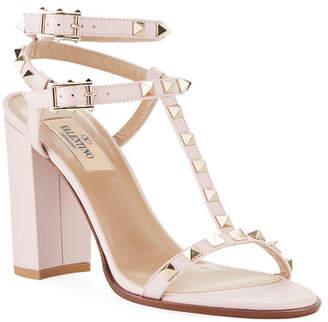 Valentino Rockstud T-Strap 90mm Sandal