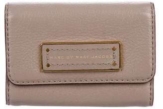 Marc by Marc Jacobs Pebbled Leather Wallet