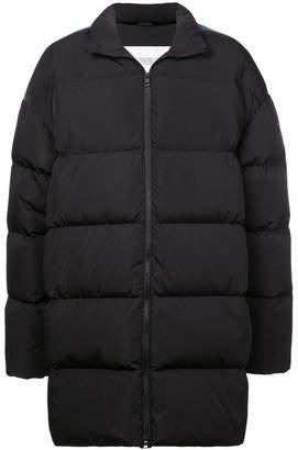 Calvin Klein Jeans Est. 1978 photographic print padded jacket