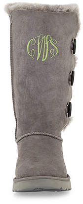UGG Bailey Button Triplet II Boot $220 thestylecure.com