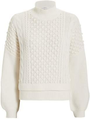 Frame Nubby Ivory Sweater