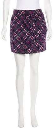 Dolce & Gabbana Printed Mini Skirt
