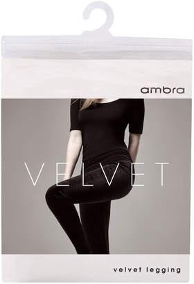 Ambra Velvet Legging AMVELLEG