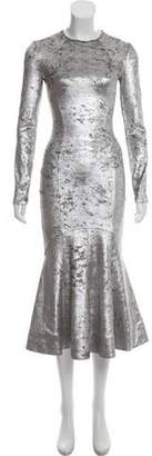 Petersyn Hepburn Velvet Dress w/ Tags